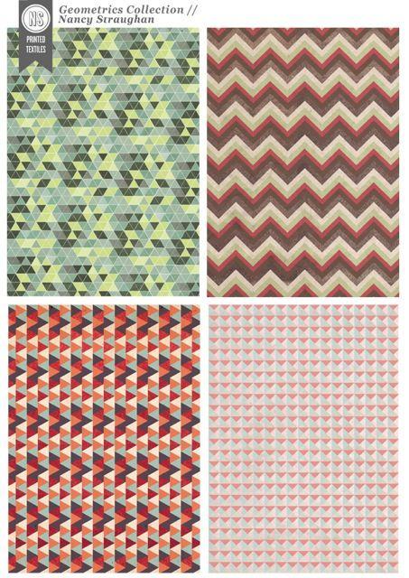 Nancy Straughan Textile Designs