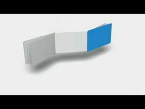 The Z-CARD® Z Fold format