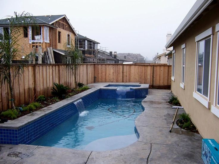 2356 best Small Pools/Spas images on Pinterest