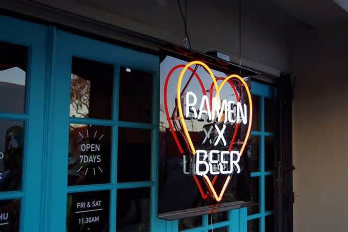 Get Some of LA's Best Ramen at a Steep Discount By Wearing a Costume Today What's better is the restaurant's steep discount for anyone who shows up today in a costume ... as well as food, beer, wine, and more. Tickets are $30 in advance/$40 at the door, and proceeds go to 2 Hands 2 Cans, a non-profit that puts at-risk ...