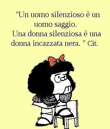 io come Mafalda