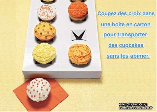 8 Astuces Géniales à Connaître Pour les Fans de Cupcakes.