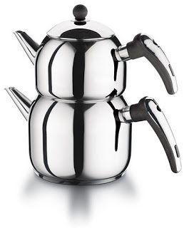 LezzetHane: Çaydanlık Kireci Nasıl Temizlenir ?