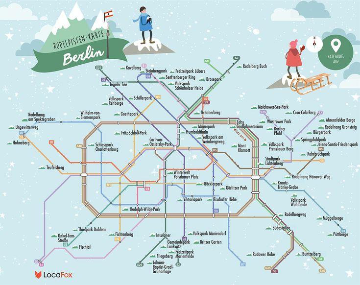 Fabulous Rodelfahrplan in Berlin Auf in den Schnee