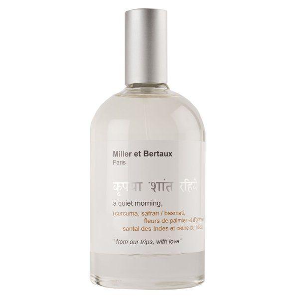 Ecuación Natural | Perfume A Quiet Morning de Miller et Bertaux en Ecuación Natural s.c.