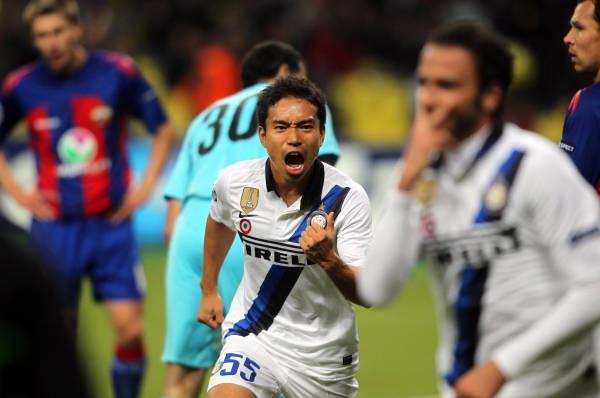 Yuto Nagatomo (Inter) #JPN