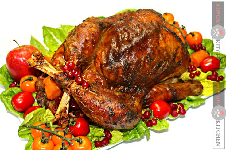 Reteta Curcan la cuptor - Adygio Kitchen #adygio #turkey #xmas
