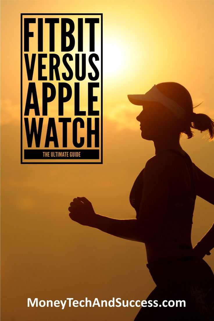 Fitbit vs Apple Watch The Ultimate Guide on which fitness device is the best fit for you.