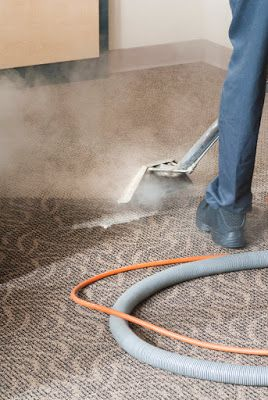 SteamKleen: Steam cleaning for coffee shops