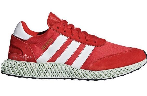 3c0795ac19b4 adidas 4D 5923 Red White Dropping Later This Year The adidas 4D line which  is the