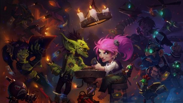 There's No Place Like Gnome - Hearthstone: Goblins Vs. Gnomes - PC ...