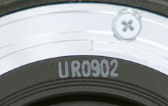 Canon Lens Date Codes - How Old Is That Lens?