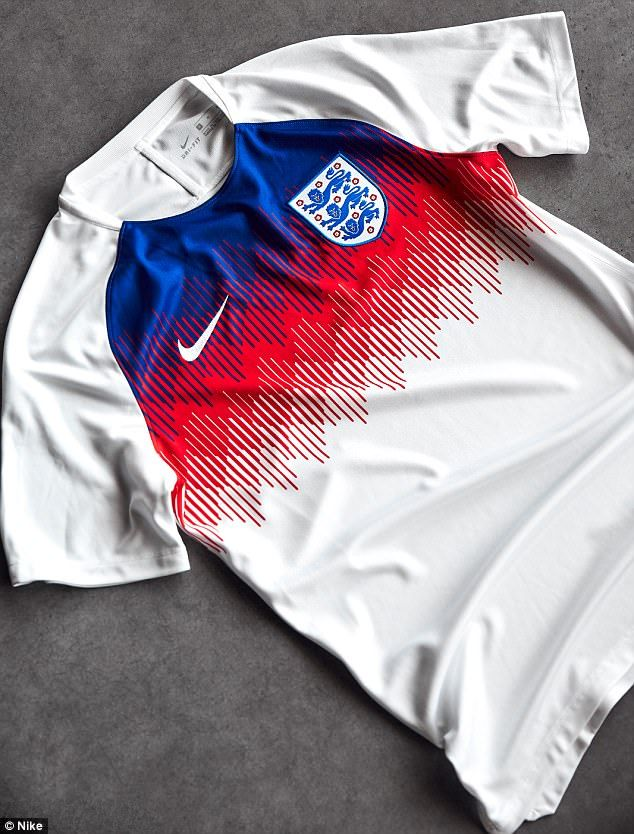 1442c7e7 The Nike-designed pre-match shirt will be worn by the players during  warm-ups
