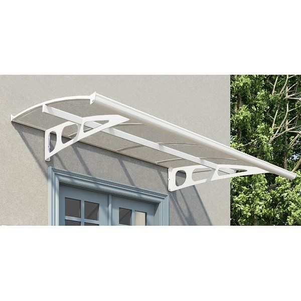 Bordeaux 2230 7 Ft W X 5 Ft D Plastic Standard Door Awning House Awnings Patio Awning Awning Over Door