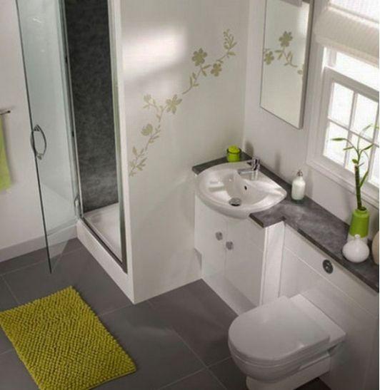 Small bathroom ideas - Home and Garden Design   http://bathroominteriordesign499.blogspot.com