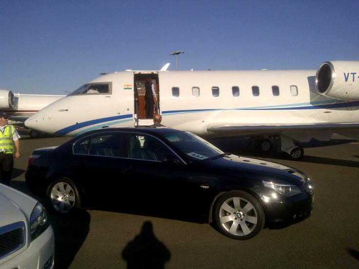 Get Chauffeured VIP Service