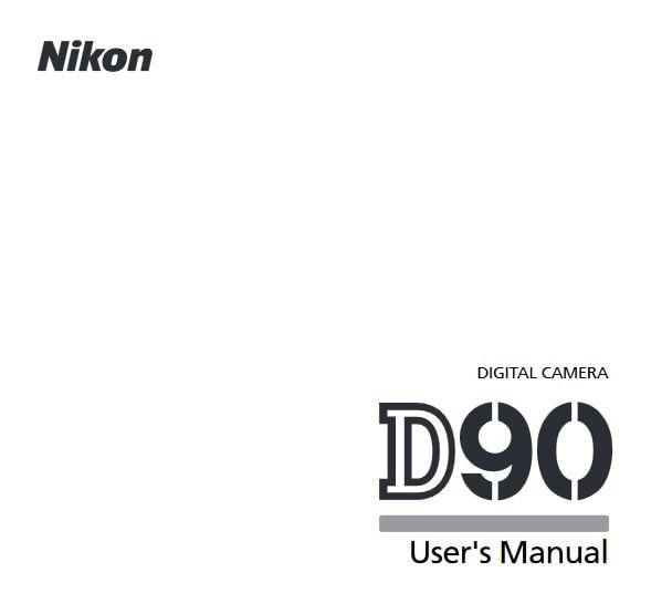 Nikon D90 Manual User Guide Pdf Nikon D90 User Guide Nikon