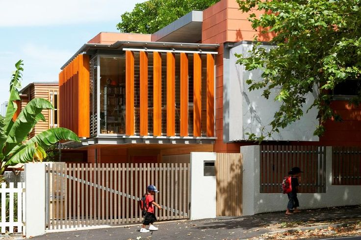 Cook House Franklin Rd by Cook Sargisson & Pirie Architects
