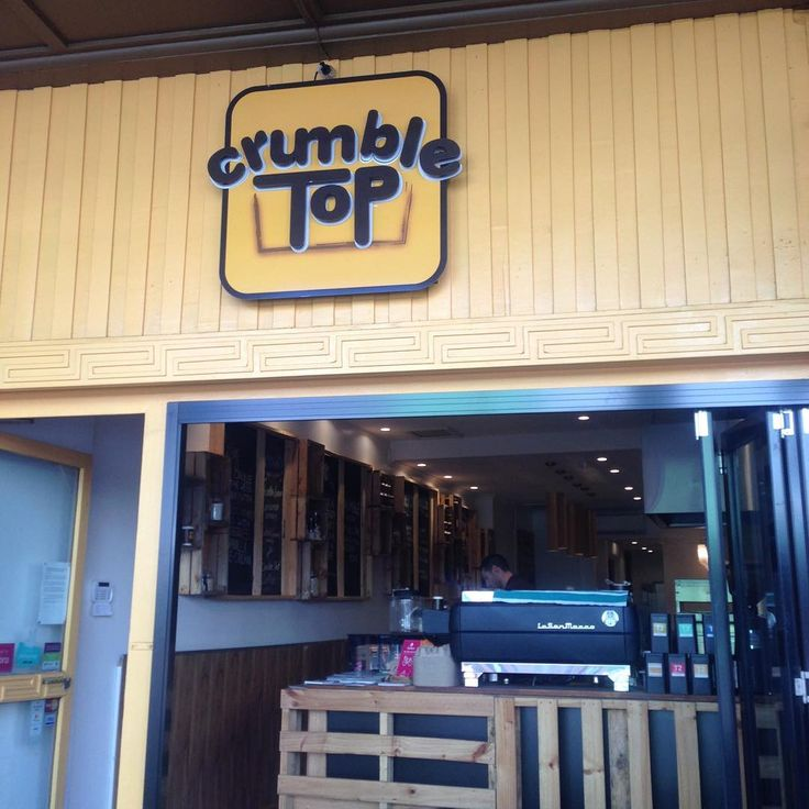 Sydney's First Personalised Crumble Dessert Bar Has Opened | KIIS 1065 Sydney