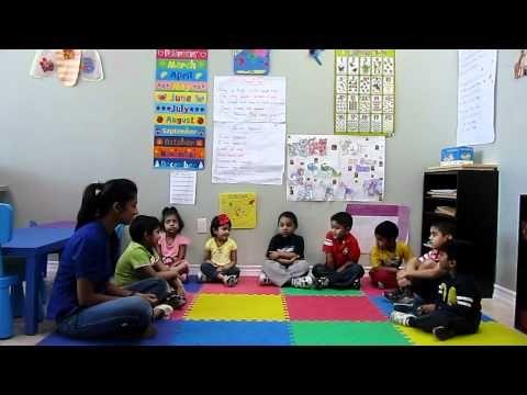 The Good Morning Train - Preschool & Kindergarten