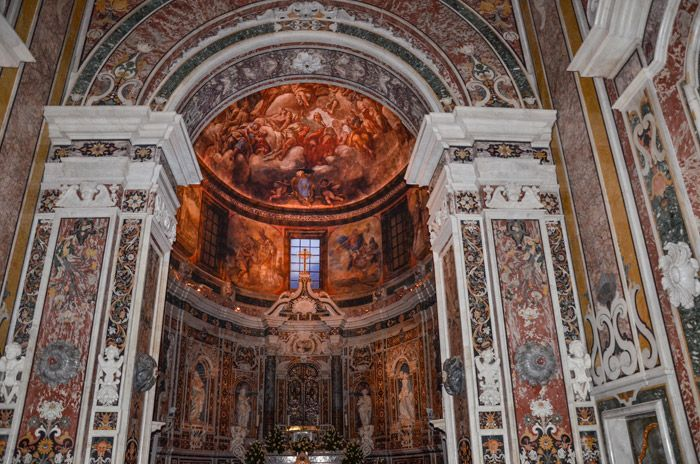 Cathedral of San Cataldo - Taranto