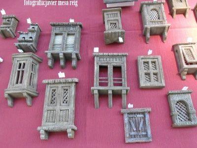 ventanas para el belen