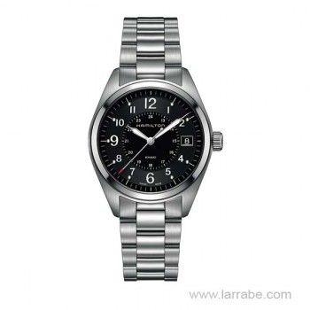 Reloj Hamilton Khaki Field Quartz 40MM H68551933 de Joyería Larrabe.  #Reloj #relojes #hamilton #watch