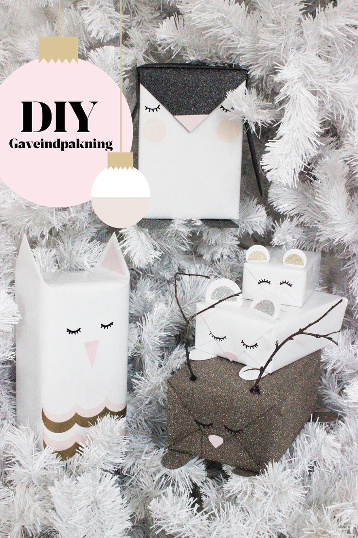 Giftwrap Ideas: Woodland Creatures