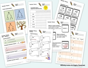 math worksheet : factors and divisibility worksheets  1000 ideas about  : Factors And Divisibility Worksheets