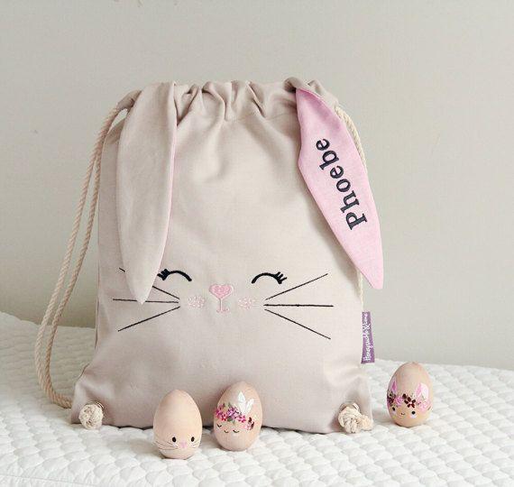 Dieser kleine Hase-Tasche ist sehr süß und kommt…