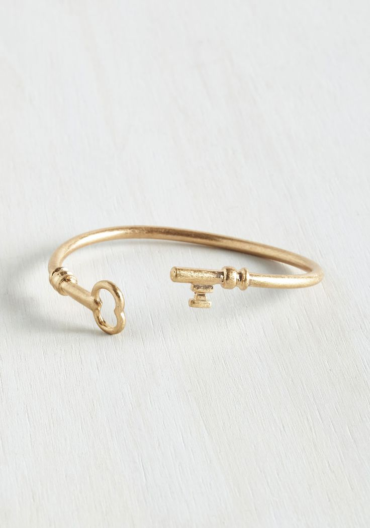 Key Zest Bracelet - Gold, Casual, Quirky, Better, Exclusives, Private Label