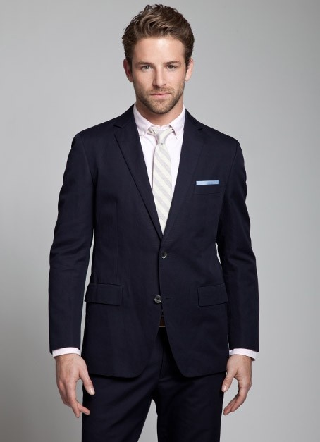 The Somerset - Navy - $448.00