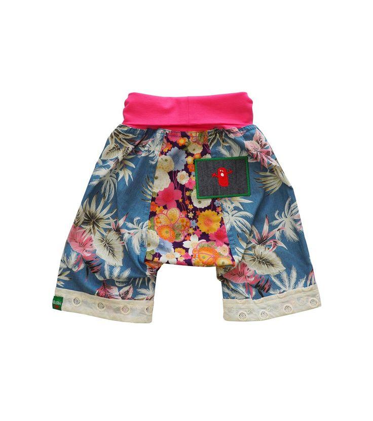 Nasama Short, Oishi-m Clothing for Kids, Holiday 2017, www.oishi-m.com