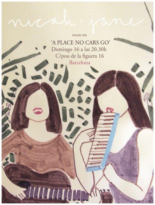 Posters : Miren Asiain Lora