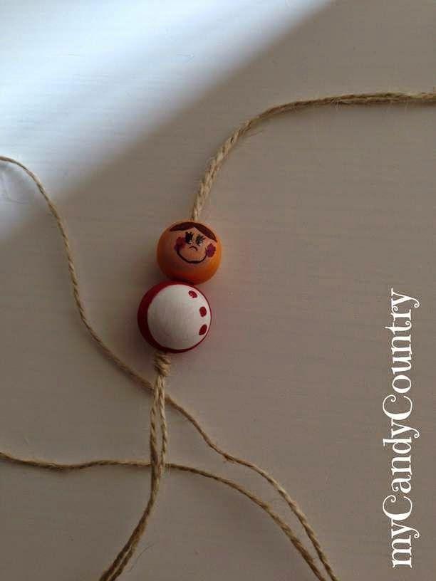 Fare collana bijoux diy fai da te handmade