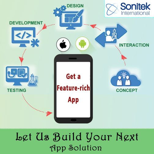 We Follow a Time-tested Apps Development Process. Know more here: www.sonitek.ca  #mobileapps #androidapps #apps #appsstore