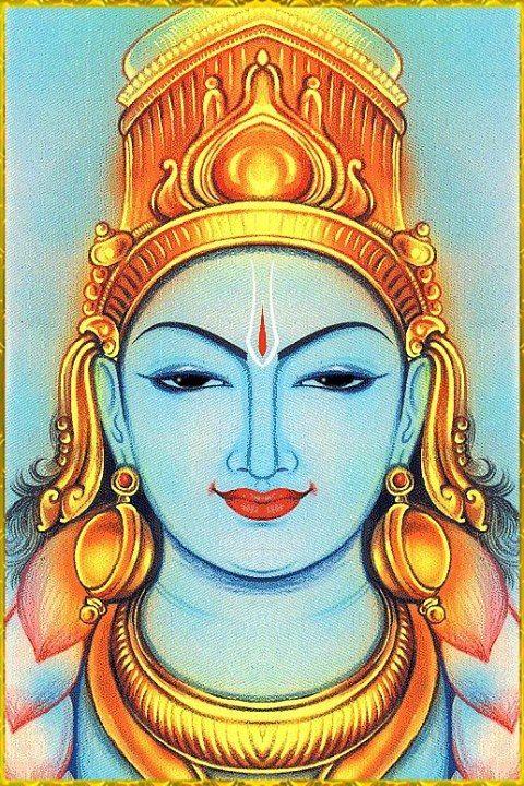 SHRI VISHNU NARAYANA ॐ Artist: Padmavasan