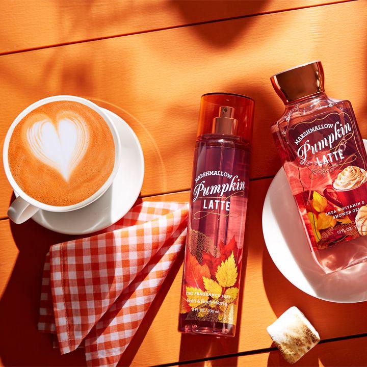 We LOVE latte season! | #JumpIntoFall