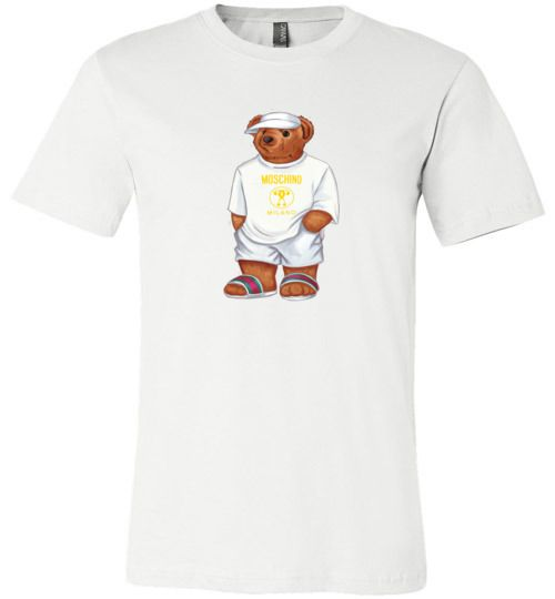 nice LIFE MOSCHINO BEAR Unisex T-Shirt