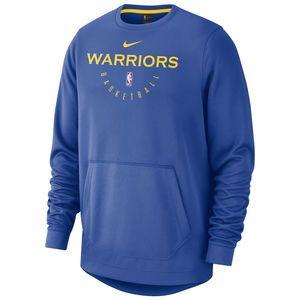 856a1ee663d Golden State Warriors Nike Dri-FIT Men s Showtime Full Zip Hoodie ...