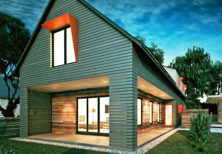 could this zero energy house the home building industry