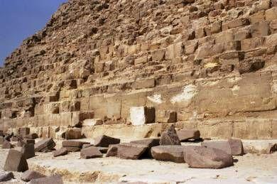Египетские пирамиды строили из бетонных блоков? - Зеркало истории - Выбор материалов - Рекламно-информационный портал «Прораб Днепропетровщины