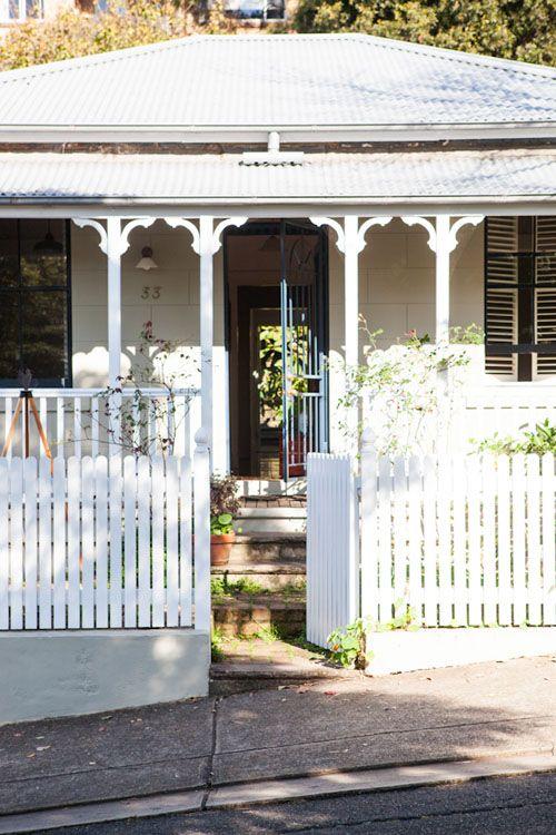 Cottage renovation - via: design files
