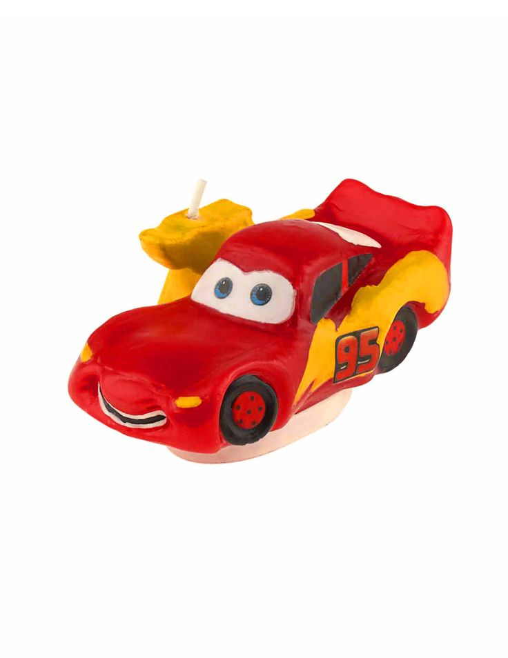 Candela Saetta McQueen Cars™ su VegaooParty, negozio di articoli per feste. Scopri il maggior catalogo di addobbi e decorazioni per feste del web,  sempre al miglior prezzo!