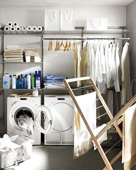 Más de 1000 ideas sobre cuartos de lavado rojos en pinterest ...