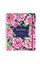 The new Lily Pulitzer agendas!!!!!!