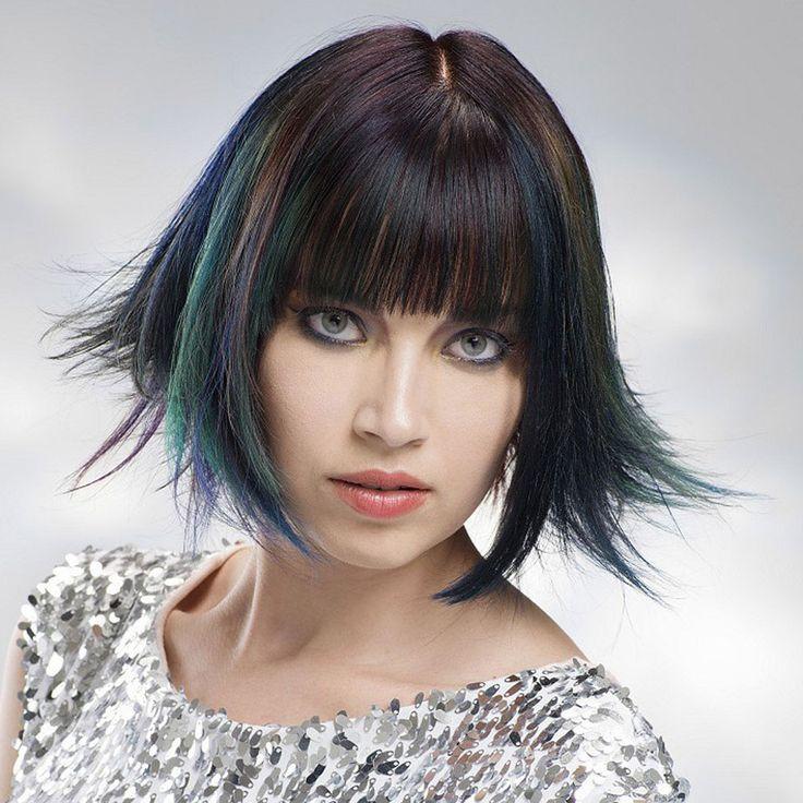 Frisuren für 2018 für kurzes und einfaches Haar + Schnelle Ideen für Pixie und Bob Hair   – Coiffures 2019