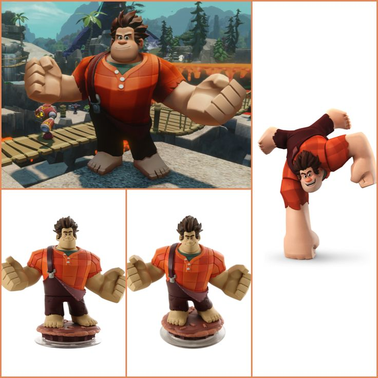 "The ""bad guy's"" only at #BestBuy. Get #WreckItRalph today! http://di.sn/fRn"