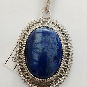 Kalung Batu Lapis Lazuli