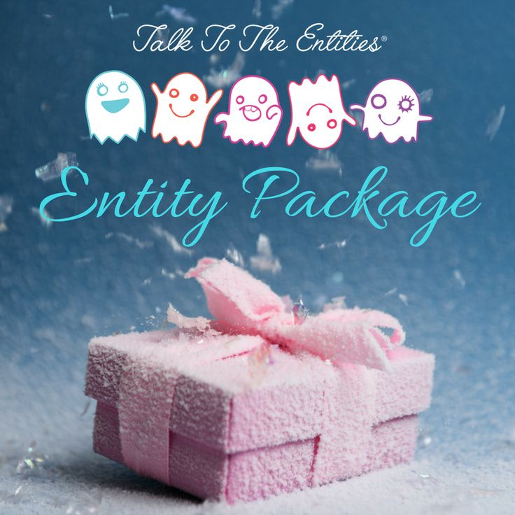 Entity Package: The 3 C's